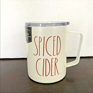 Rae Dunn Insulated Spiced Cider Mug